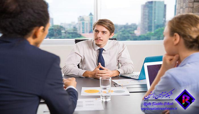 گوش دادن به مشتریان برای تبدیل شدن یه یک مترجم عالی