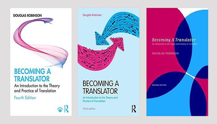 کتاب تبدیل شدن به یک مترجم: معرفی تئوری و روش ترجمه