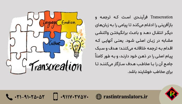 بازآفرینی ترجمه